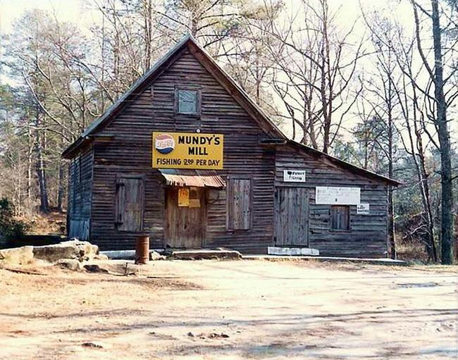 Site:  Monday's Mill