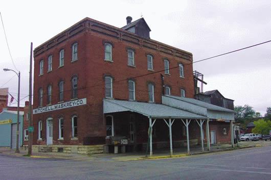 Mitchell-Maskrey Mill