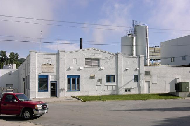 Wincoop Decorah Feed Mill Winneshiek Co Iowa
