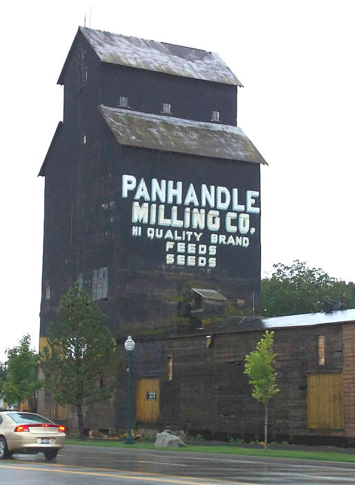 Panhandle Milling Co / All American Feed Mill