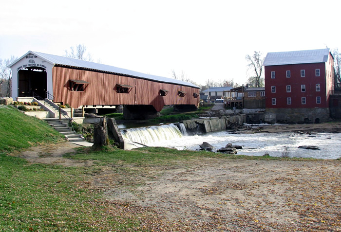 Wise Mill / Bridgeton Mill