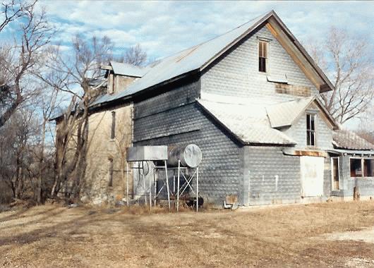 Cedar Point Mill Chase Co Kansas