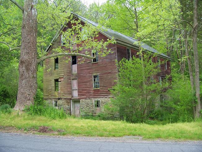 Hunter's Grist Mill