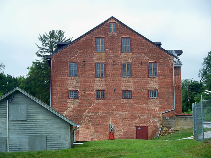 A.E. Groff's Flour Mill / Owings Upper Mill