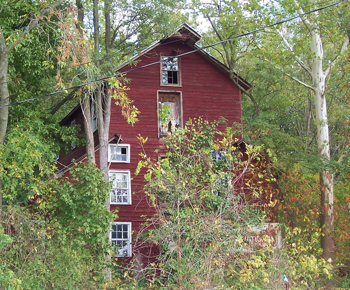 Basehore's Grist Mill / Wolf's Mill
