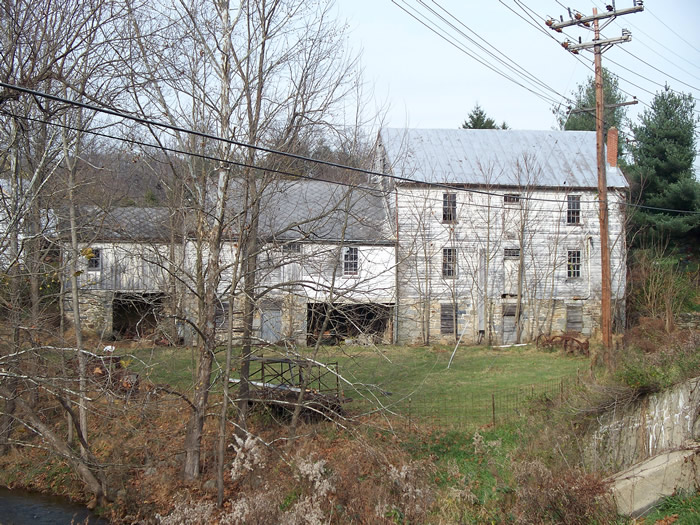 Hering Grist & Saw Mill / Springfield Mill / Patterson Mill