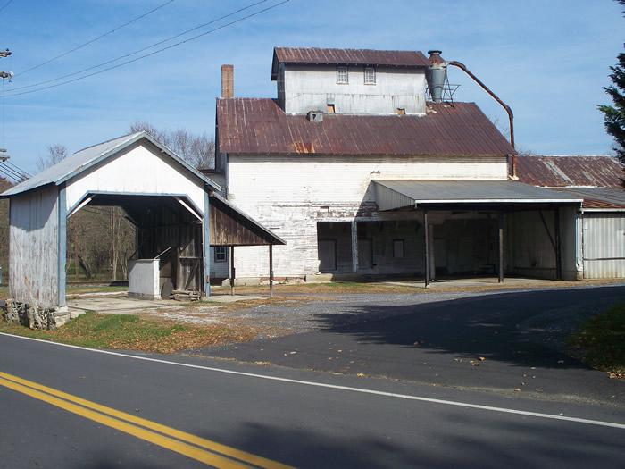Linwood Mill & Elevator
