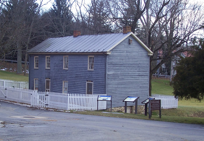 Union Mills Grist Mill / Shriver's Grist Mill