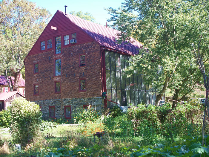 Lewis Grist Mill