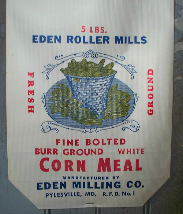 Eden Milling Co. / Eden Roller Mills / Stansbury Mill