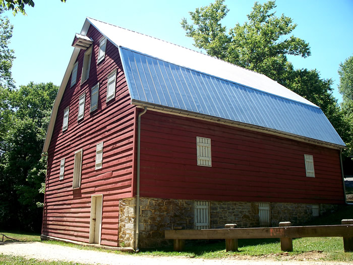 McMahon's Mill / Charles Mill