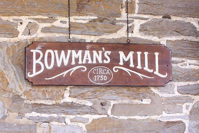 Gilberts Grist Mill / Bowman's Mill