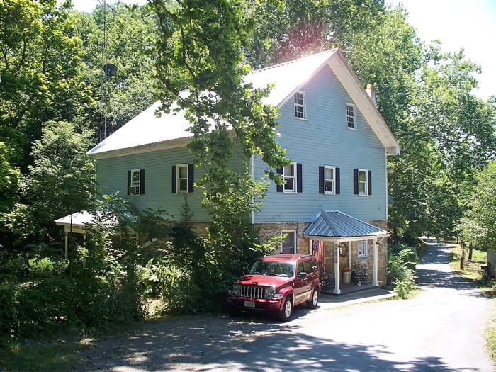 Kuhn Mill / Big Spring Grist Mill