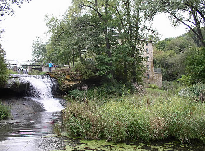 Historic Pickwick Mill / Pickwick Mill Inc.