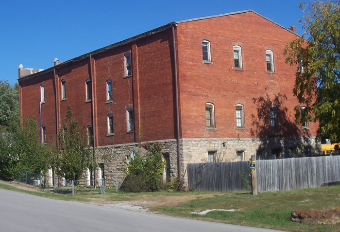 F. H. Marshall & Son Grist Mill-site