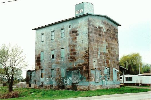 Weaubleau Mill