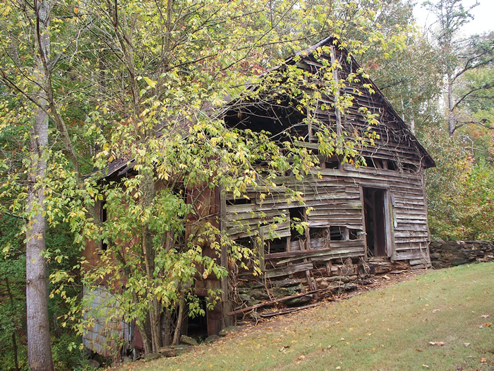 Cleghorn Mill / Washburns Mill