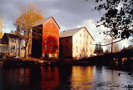 Prallsville Mill & Grainary