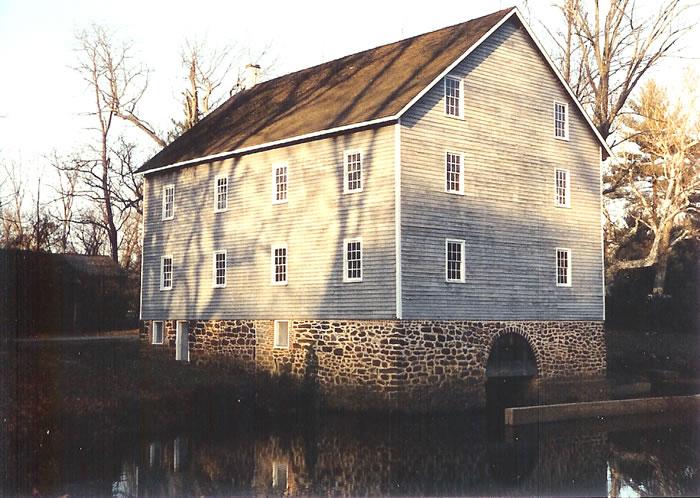 Waln's Grist Mill