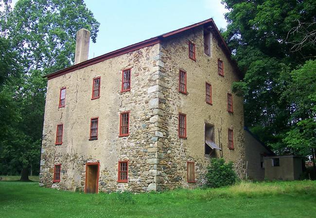John Nesbitt's Grist Mill / Thomas J. Loughlin's Cider Mill