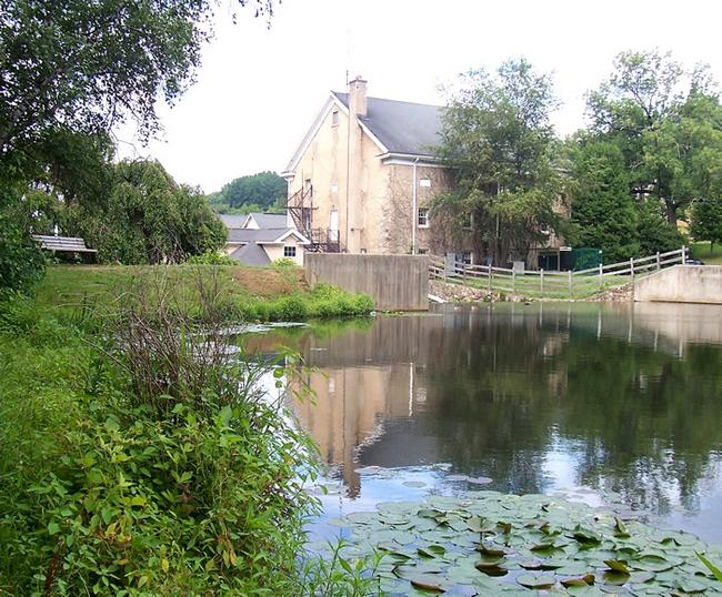 Bunn's Grist Mill, Saw Mill & Distillery