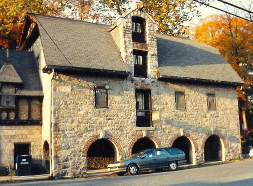 Blairstown Mill