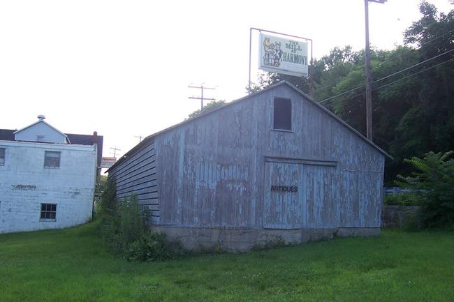 Buchman Feed Mill / Harmony Mill Antiques
