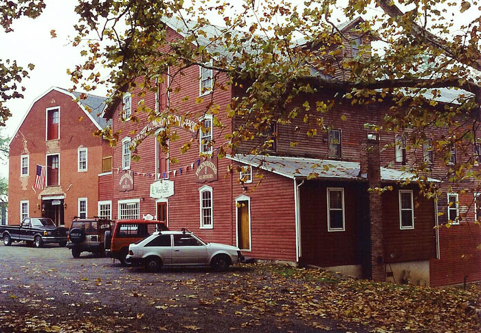 Belvidere Red Frame Mill