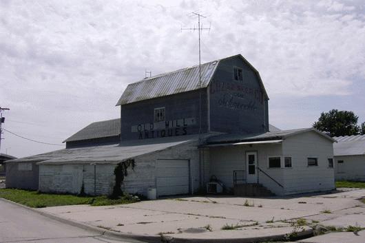 Cozad Milling Co Dawson Co Nebraska