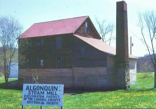 Algonquin  Steam Mill
