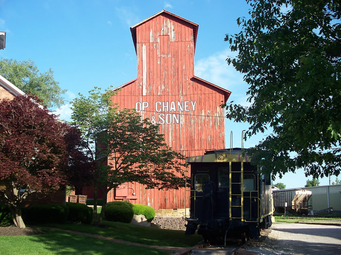 O. P. Chaney Mill
