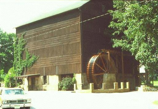 McNaughton Mill / Ye Olde Mill