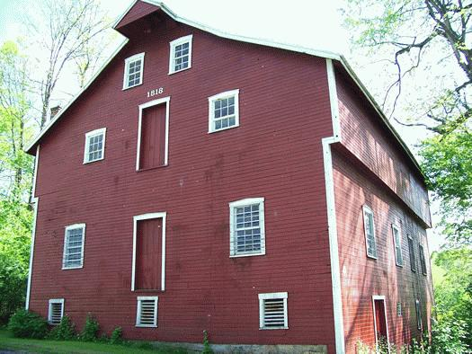 Staley 's Grist Mill