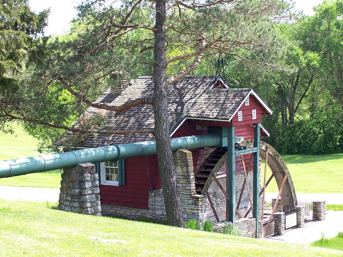 Hoover's Mill