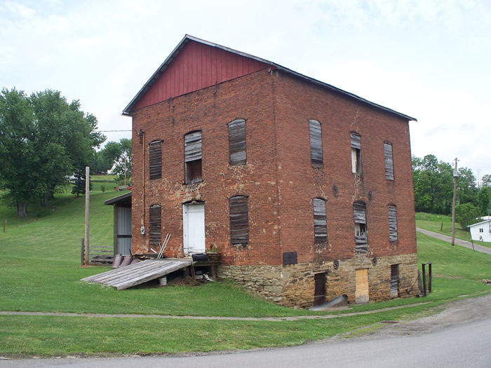 Timothy Bates' Mill / Red Brick Mill
