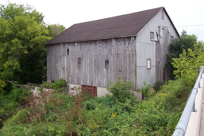 McCullough Bros / Allenford Feed Mill