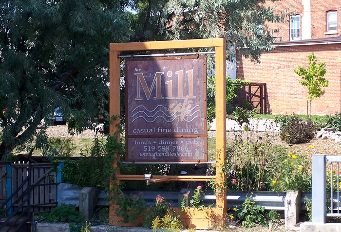 Thornbury Mill / The Mill cafe`