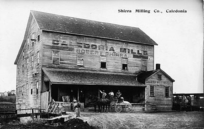 Site:  Shirra Mill