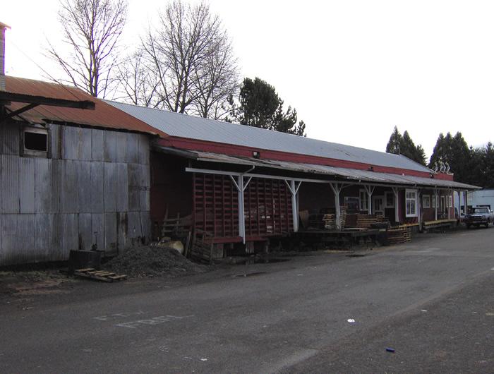 Scio Feed Mill / Scio Feed & Country Store