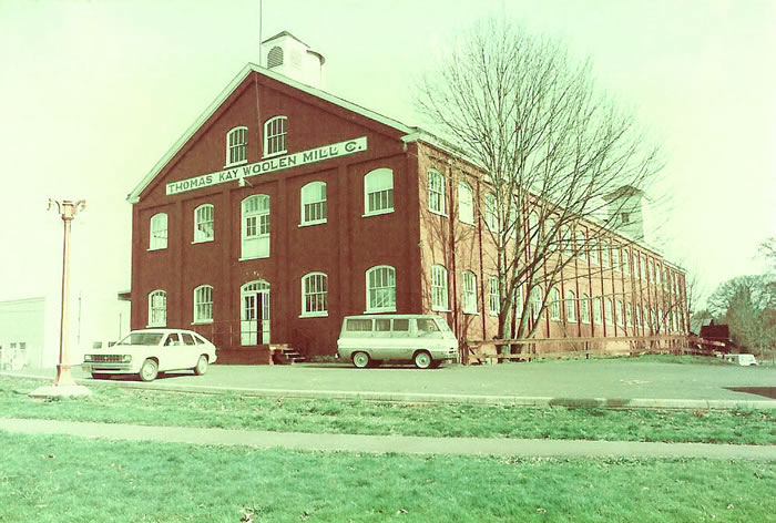 Thomas Kay Woolen Mills / Mission Mill Museum