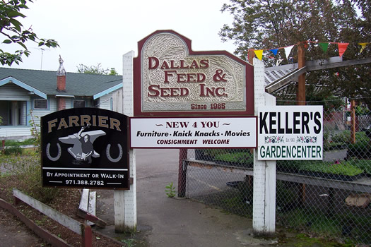 Dallas Feed & Seed, Inc / Old Mill Feed & Garden