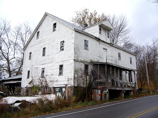 James Grew Mill
