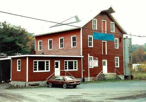 Rohm's Mill / Gapsville Mill / Brush Creek Country Cor. Store