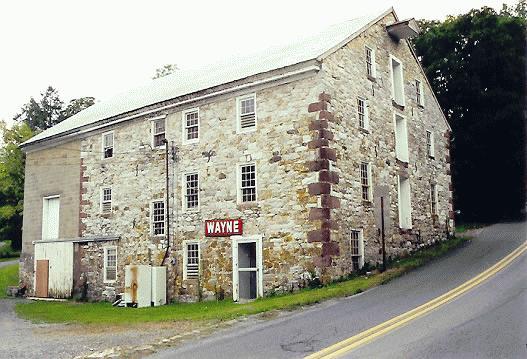 Rieser / Reeser Grist Mill