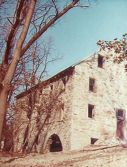 Van Reed Mill #3