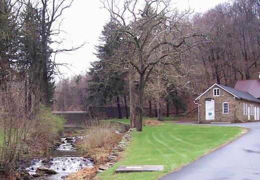 Hain / Wertz Grist Mill