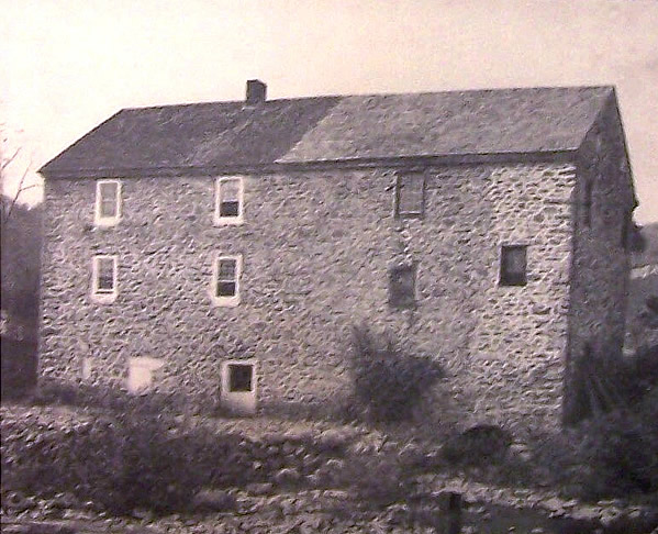 Site:  Anthony's Mill / miller's house combination