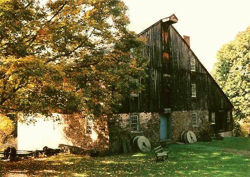 Fisher's / Reed's Grist Mill / Castle Valley Mill