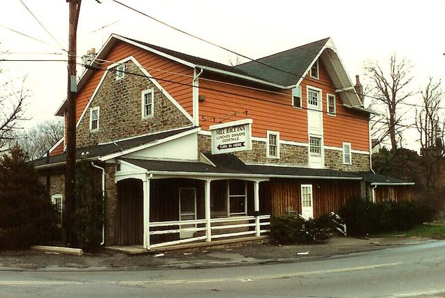 Holland Mill / Cornell Mill / Mill Race Inn