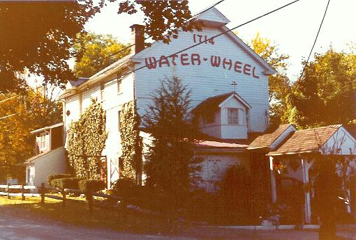 Dyer's Mill /WaterWheel Tavern